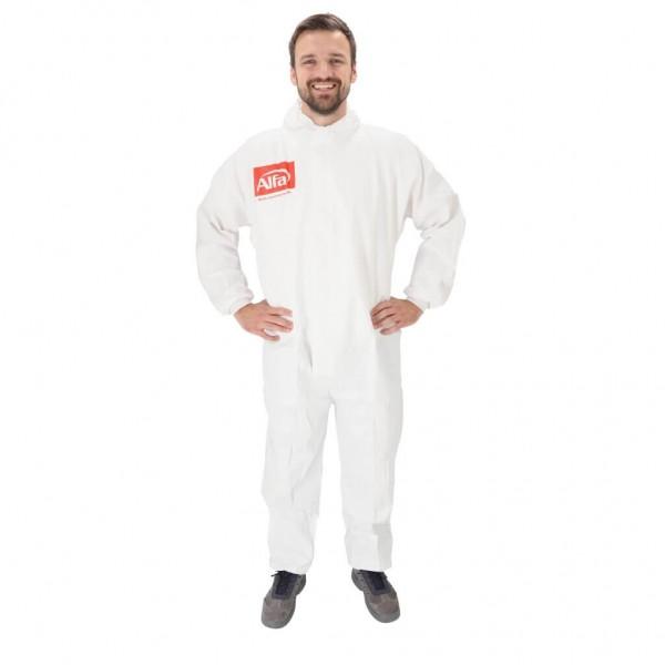 906 Alfa Chemieschutzoverall PROFI (zur Asbestsanierung)
