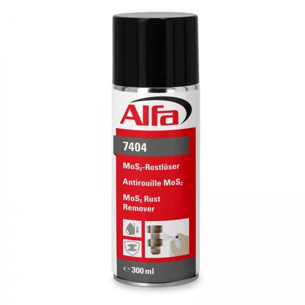 7404 Alfa MoS2-Rostlöser