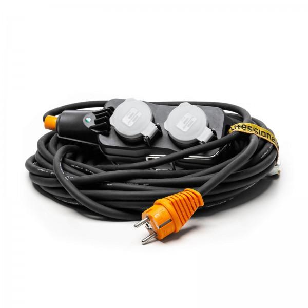 6273 Alfa PROFI Powerblock mit Verlängerungskabel